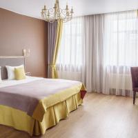 Port Comfort on Ligovskiy, отель в Санкт-Петербурге, в районе Центральный район