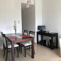 DEPARTAMENTO SANTA FE CON COCHERA gratis, hotel em Santa Fé