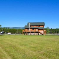 Waterfront Ranch on Pend Oreille