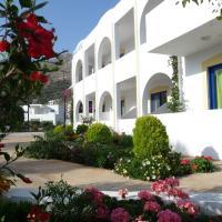 Irinoula Apartments, hotel in Livadia