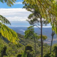 Binna Burra Rainforest Campsite, hotel em Beechmont