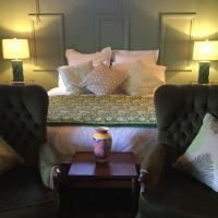 King suite in Stephanies Homestead, hotel em Drummond