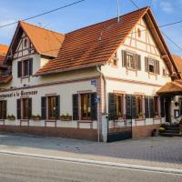 Hôtel Restaurant La Couronne - Room Service disponible