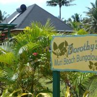 Dorothys Muri Beach Bungalow #2