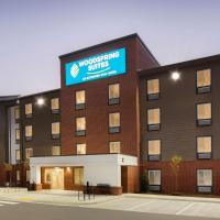 WoodSping Suites Washington DC East Arena Drive, hotel in Hyattsville