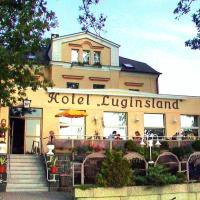 Hotel Luginsland, hotel in Schleiz
