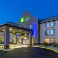 Holiday Inn Express Scottsburg, an IHG Hotel, hotel in Scottsburg