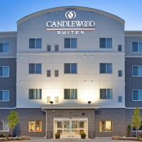 Candlewood Suites Kearney, hôtel à Kearney