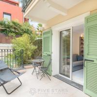 Villa Artemys - Five Stars Holiday House、サン・ジャン・カップ・フェラのホテル
