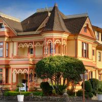 Gingerbread Mansion, hotel in Ferndale