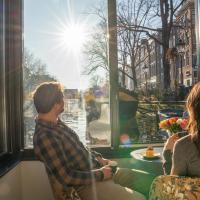 2 Houseboat Suites Amsterdam Prinsengracht