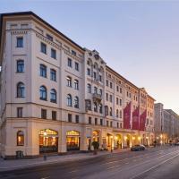 Vier Jahreszeiten Kempinski München, hotel in Altstadt-Lehel, Munich