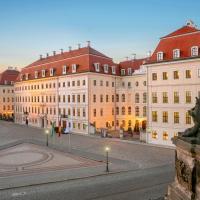 Hotel Taschenbergpalais Kempinski, hotel in Dresden