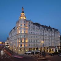 ホテル バルチュグ ケンピンスキー モスクワ
