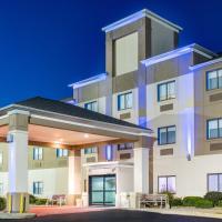 Holiday Inn Express Hotel Howe / Sturgis, hotel in Howe