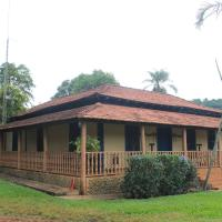 Fazenda Paraty, hotel em Pedregulho