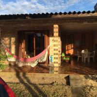 Casa de praia lugar de descanso!, hotel in Arroio Teixeira