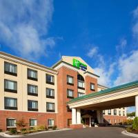 Holiday Inn Express Hotel & Suites Detroit-Utica