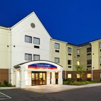 Candlewood Suites Knoxville Airport-Alcoa, an IHG Hotel, hotel near McGhee Tyson Airport - TYS, Alcoa