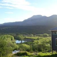 Refugio del río, a orillas del río Cochrane, hotel en Cochrane