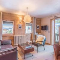 Architect flat with balcony and parking at the heart of Megeve - Welkeys