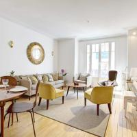 GuestReady - Bright and Modern Flat near Porte d'Auteuil Metro