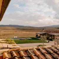 Locanda in Tuscany, hotell i Castiglione d'Orcia