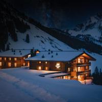 CHALET - Lux Alp - the secret mountain Chalet