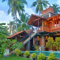 Negombo The Nature Villa and Cabanas