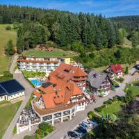 Naturparkhotel Adler, отель в городе Вольфах