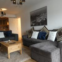 Echo Arena, Luxury City Centre Waterfront Apartment