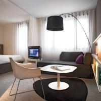 Novotel Suites Perpignan Centre, hôtel à Perpignan