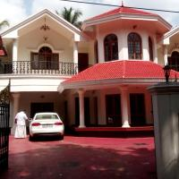 Huge Villa in Kottayam town with 6 Bedrooms