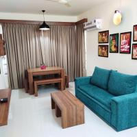 EXHO 4 Sea Esta Holiday Homes, Colva, Goa, hotel in Colva