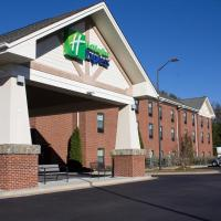 Holiday Inn Express West Jefferson, hotel in West Jefferson