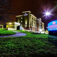 Candlewood Suites - Austin North, hotel in Austin