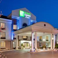 Holiday Inn Express Hotel & Suites Easton, an IHG Hotel, hotel in Easton