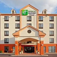 Holiday Inn Express Hotel & Suites Meadowlands Area, an IHG Hotel, hotel near Teterboro - TEB, Carlstadt
