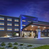 Holiday Inn Express & Suites Grand Rapids Airport North, hotel in Grand Rapids