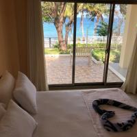 Amami Beachfront Villa with Private Beach