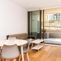 Modern Apartment in Darling Harbour, hotel en Chinatown, Sídney