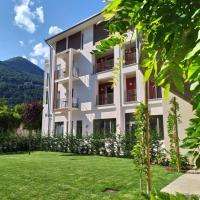 Hotel Elvezia, hotell i Cannobio