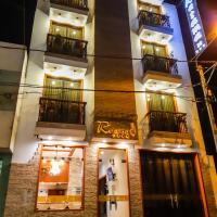 Retama Hotel, hotel en Tacna