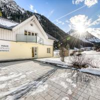 Appartement Mountain View - Haus Capricorn by A-Appartments, hotel in Gargellen