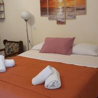 Cozy apartment in the center of Aighion Achaia - ground floor - ισόγειο στουντιο, hotel in Aigio