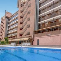 Stunning apartment in Malgrat de mar w/ Outdoor swimming pool and 1 Bedrooms