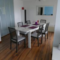 Helles Appartement in Seenähe, Hotel in der Nähe vom Flughafen St. Gallen-Altenrhein - ACH, Staad