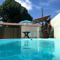Casa com piscina em São José da Coroa Grande-PE, próximo a Maragogi