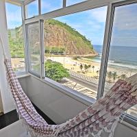 Rio Spot Homes vista MAR D047, hotel in Leme, Rio de Janeiro