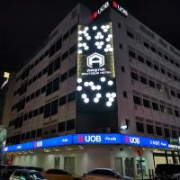 ARENA Boutique Hotel Kuala Terengganu, hotel in Kuala Terengganu